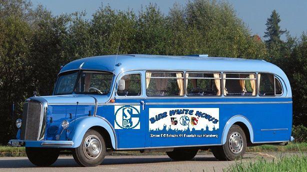 Schalke Bus